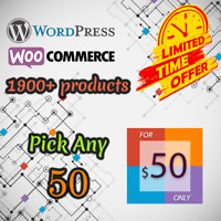 WordPress & WooCommerce - Plugins & Themes - Mega Sale