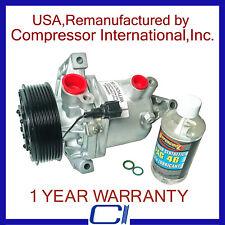 2012-2017 Versa 1.6L,2014-2015 Versa Note 1.6L OEM Reman A/C Compressor