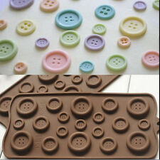 Gâteau au chocolat en silicone Fondant Mould outil de cuisson Sugarcraft Décorer