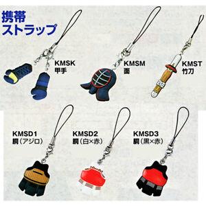 Kusakura Smartphone strap (Kendo) KOTE MEN DOU [KMS] FedEx by ships from JAPAN