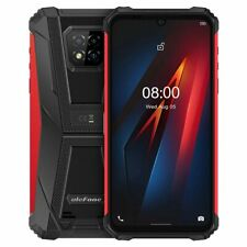 "Ulefone Armor 8 6.1"" Rugged Waterproof Android 10 Phone 4Gb + 64Gb Triple Camera"