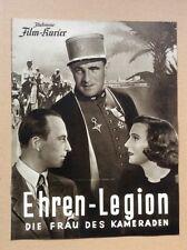 Ehren-Legion - die Frau des Kameraden (BFK 2819, 1938) - Charles Vanel