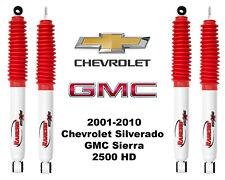 Rancho RS5000 Shock Set for 2001-2010 Chevy Silverado/GMC Sierra 2500HD 4WD