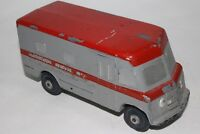 1950's International Trucks Pot Metal Promo Armoured Car,  Nice Original