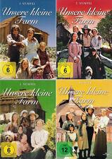 Unsere kleine Farm - Die komplette 1. + 2. + 3. + 4. Staffel         | DVD | 111