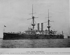 1/350 HMS Royal Sovereign 1904  Complete Resin & PE Brass Model Kit