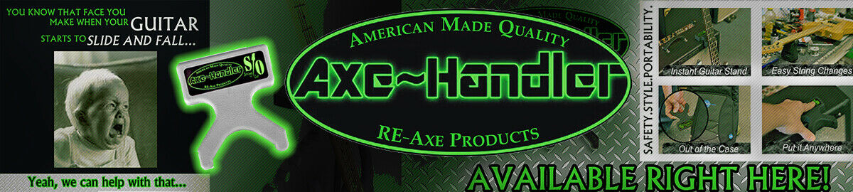 RE-Axe Products: THE AXE-HANDLER