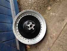 HARLEY DAVIDSON FAT BOY WHEEL ,NEEDS POLISHING AND BEARINGS
