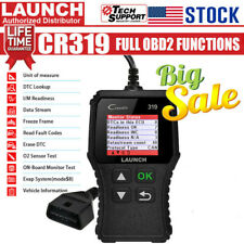 OBD2 Scanner OBDII Car Engine check Fault Diagnostic Tool Launch Creader CR319