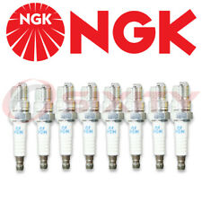 8 PCS – NGK 4323 Nickel Spark Plugs (BR6FS)