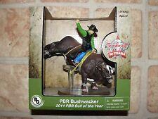 1.20 scale PBR Bushwacker Professional Bull Riders Toy 2011 / Cemetery Flowers