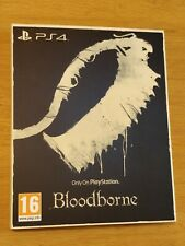 BLOODBORNE THE ONLY ON PLAYSTATION COLLECTION (PS4) NEW SEALED
