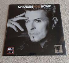David Bowie Changes Now RSD 2020 CHANGEDSNOWBOWIE