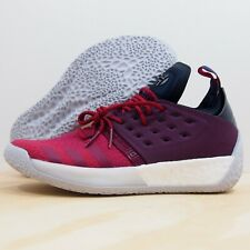 Adidas Men's Harden Vol 2 Men's Size 11 Legend Ink Red Basketball Shoes