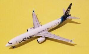 Gemini Jets 1:400 Alaska Airlines 737 MAX 9 N913AK
