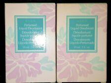 NEW Avon Perfumed Liquid Deodorant Lot of 2
