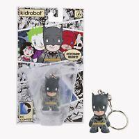 Batman Vinyl Figure Kid Robot DC Universe Keychain NEW MOC
