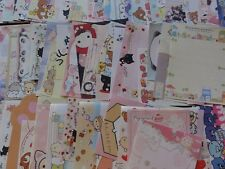 100 SAN-X Mini Memo paper Rilakkuma Sentimental Circus Kawaii Cute sumikko japan