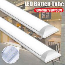10W/18W/26W/36W LED Batten Linear Tube Light Modern Ceiling Surface Mounted Lamp