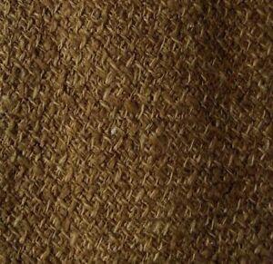 Skinny Vintage Brown Silk Tie