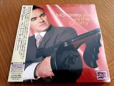 Morrissey - You Are The Quarry - Japan Mini LP CD + DVD (New & Sealed)  (Smiths)