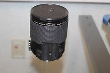Sigma Mirror-Telephoto1:8 f 600mm Manual Focus Mirror Lens-Multi Coat-Minolta MD