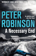 A Necessary End - Peter Robinson - Brand New Paperback
