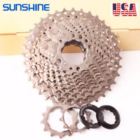 8/9/10/11Speed 11-25/28/32/36T KMC Chain Road Bike Cassette Cassettes Chains