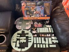 Angry Birds Star Wars Jenga Death Star Board Game Complete Hasbro Toy Rare