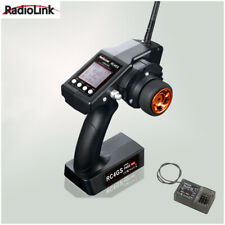 Radiolink RC4GS 2.4G 4CH Gyro RC Transmitter with R6FG Receiver For RC Car Boat