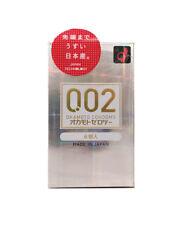 OKAMOTO 002 0.02 EX Condom Regular Size 6pcs Japan Domestic Limited Version