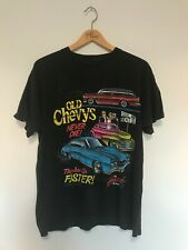 Chevrolet Heartbeat of America T-Shirt Vintage 70s 80s Chevy Usa Medium Large