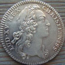 Jeton argent de l'Extraordinaire des guerres 1741 variante