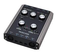 Tascam US -144mkii 144MK2 USB 2.0 Audio Midi Interface for Sound Music Used Ex++