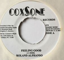 "Roland Alphonso-Feeling Good/Joe Higgs-I'm The song - Coxsone - Studio one -7"" e"