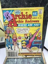 The Archie Digest Library: Archie...Archie Andrews Where Are You? No. 53