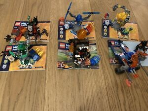lego nexo knights bundle