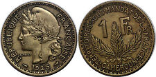 CAMEROUN 1 FRANC 1925 KM#2