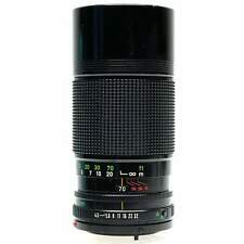 Canon FD 70-150mm f4.5 Zoom Lens