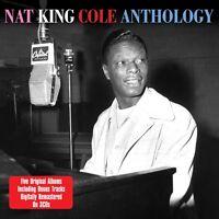 Nat King Cole - Anthology - Five Original Albums / Best Of / Greatest Hits 3CD
