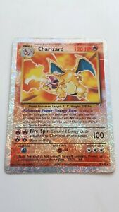 Pokemon 2002 Reverse Holo Charizard #3/110 Legendary collection very rare
