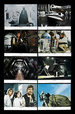 STAR WARS ✯ CineMasterpieces VINTAGE ORIGINAL LOBBY CARD SET 1977 MOVIE POSTERS