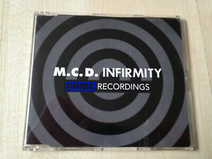 M.C.D. Infirmity - DOME Rec. - Maxi CD - House Trance Techno Dance Rave
