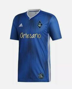Adidas Philadelphia Union 'Philly or Nothing' Pre-Match Jersey Sz XXL Artesano