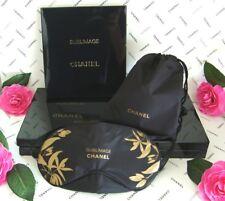 CHANEL Schlafmaske SUBLIMAGE Augenmaske mit Beutel 🌺 Schlafbrille Nachtmaske 🌺