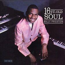 Billy Preston - 16 Yr. Old Soul  [CD]