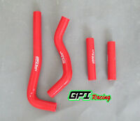 Honda CRF 150 R CRF150R 2007 2008 2009  07 08 09 silicone radiator hose
