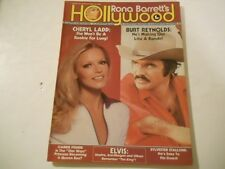 Cheryl Ladd, Carrie Fisher, Larry Wilcox -Rona Barrett's Hollywood Magazine 1978