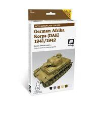 Val78409-Vallejo Armour Set-Afv Alemán Afrika Korps 1941/42 (DAK)