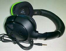 Turtle Beach Black Headset for for Xbox 360, PS3, PS4, PC, Mobiles No Microphone